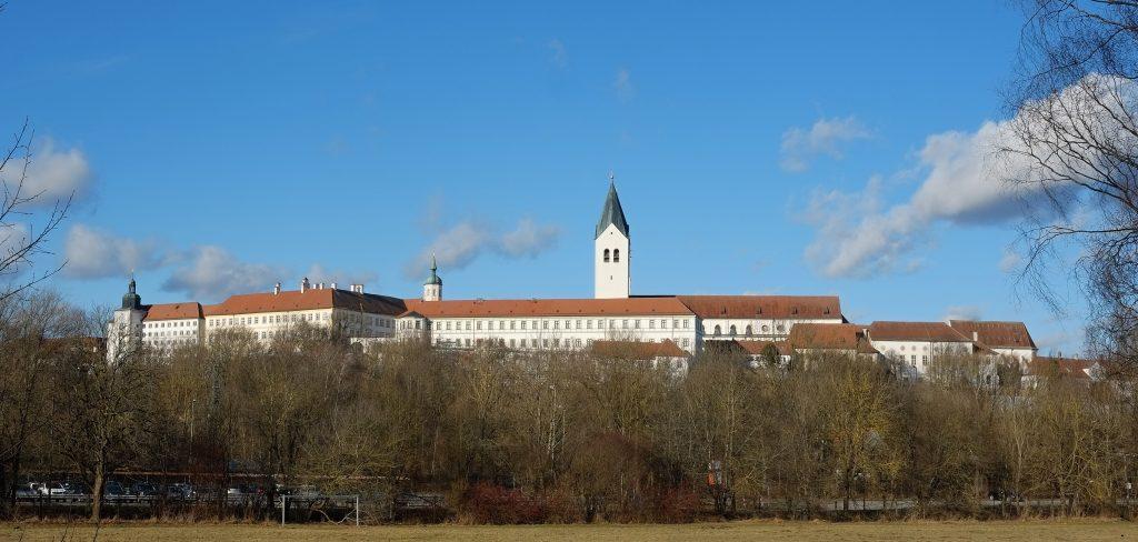 Freisinger Dom - Wahrzeichen von Freising
