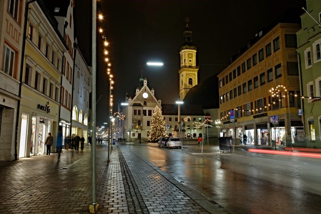 Adventszeit in Freising