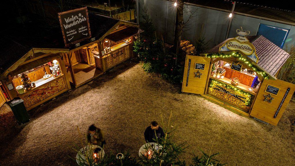Adventsmarkt in Freising