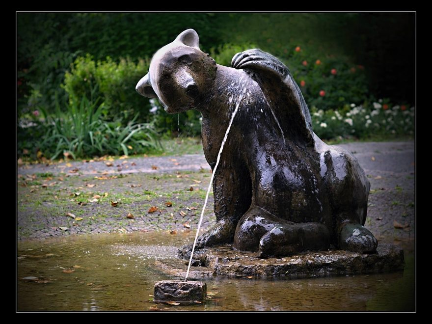 Bärenbrunnen Freising