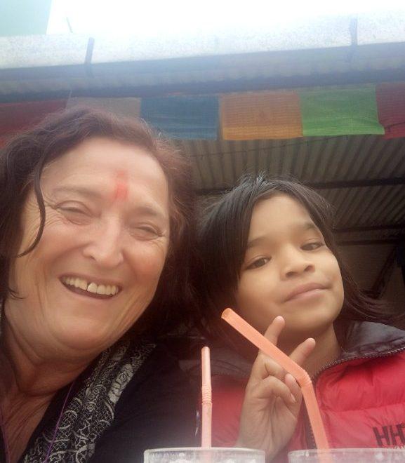 Waisenhaus in Nepal