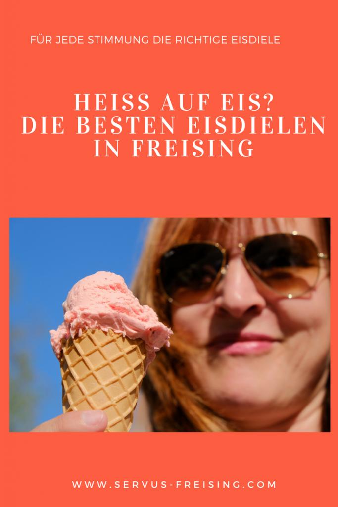 Eisdiele in Freising