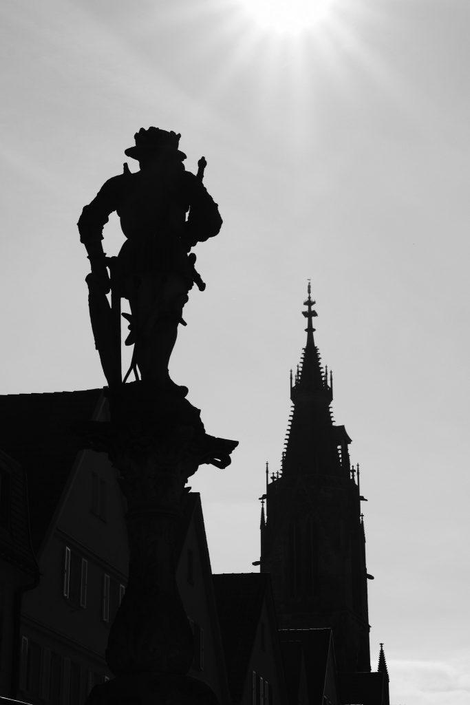Ritterskulptur Reutlingen