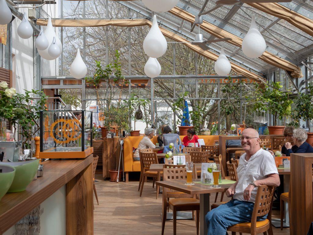Café Orangerie Freising
