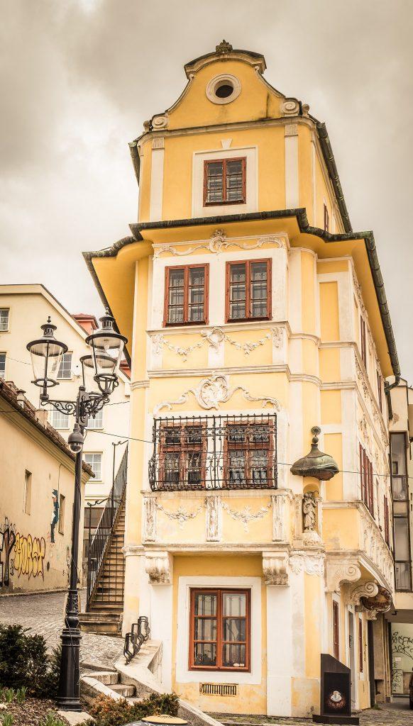 Urlaub in Bratislava