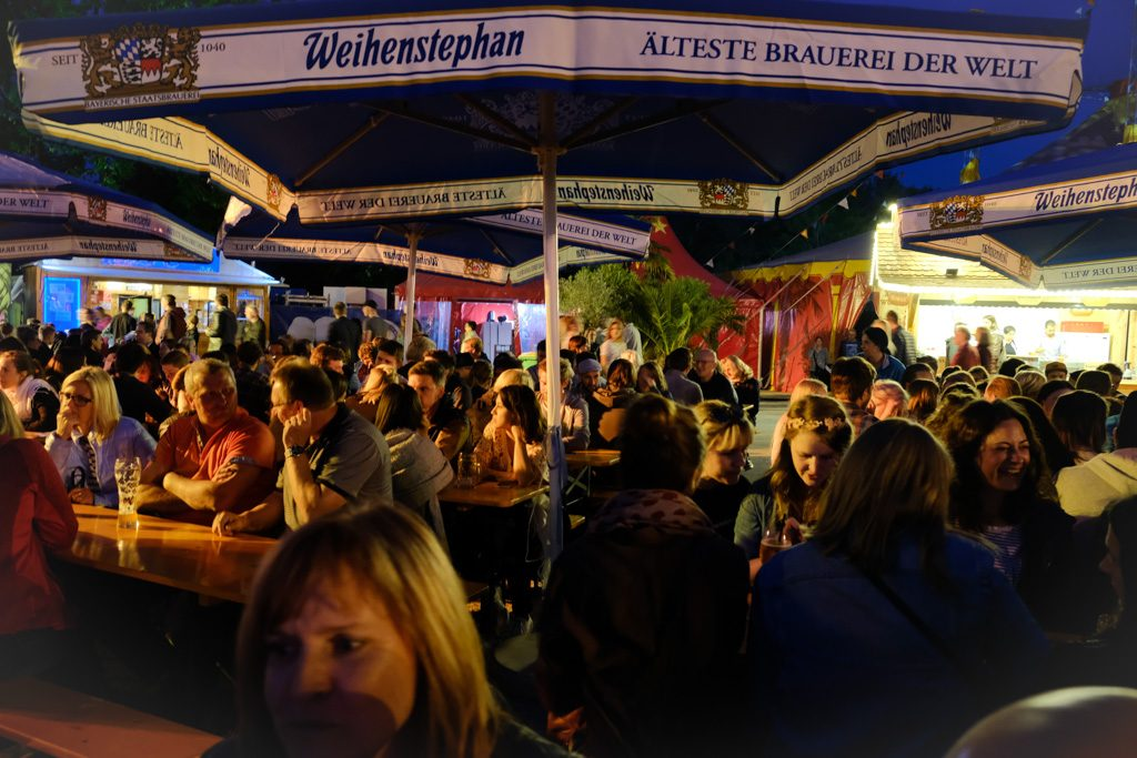 Uferlos in Freising