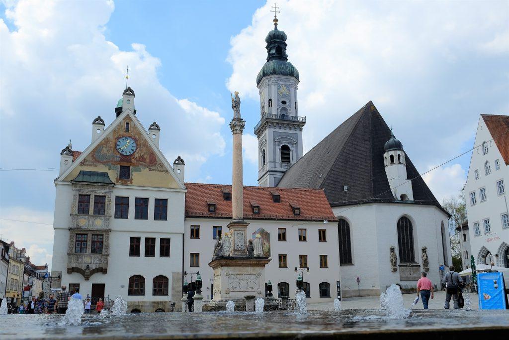 Marienplatz Freising