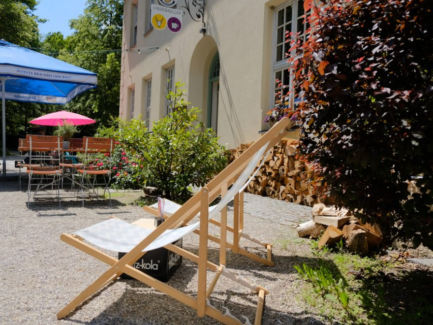 Stadtcafé Freising am Weihenstephaner Berg