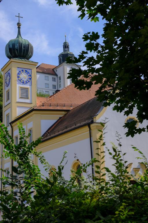 Fürstendamm in Freising