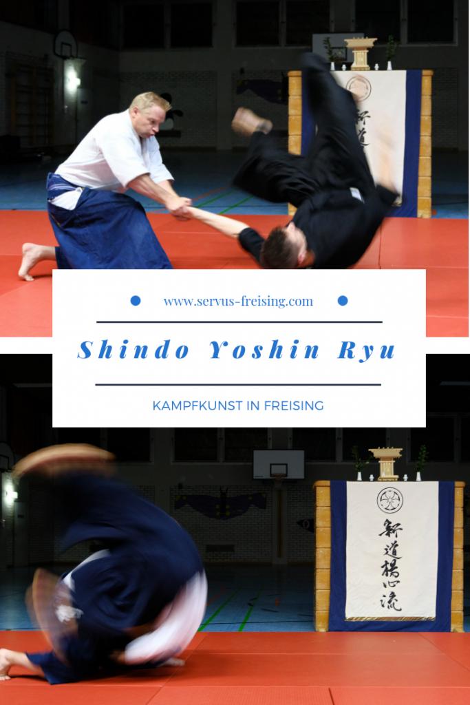 Shindo Yoshin Ryu Freising