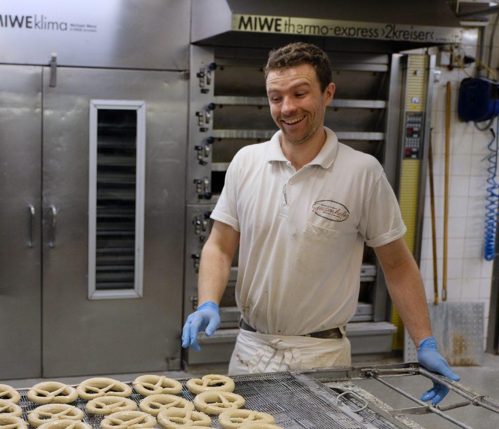 Bäckerei Geisenhofer