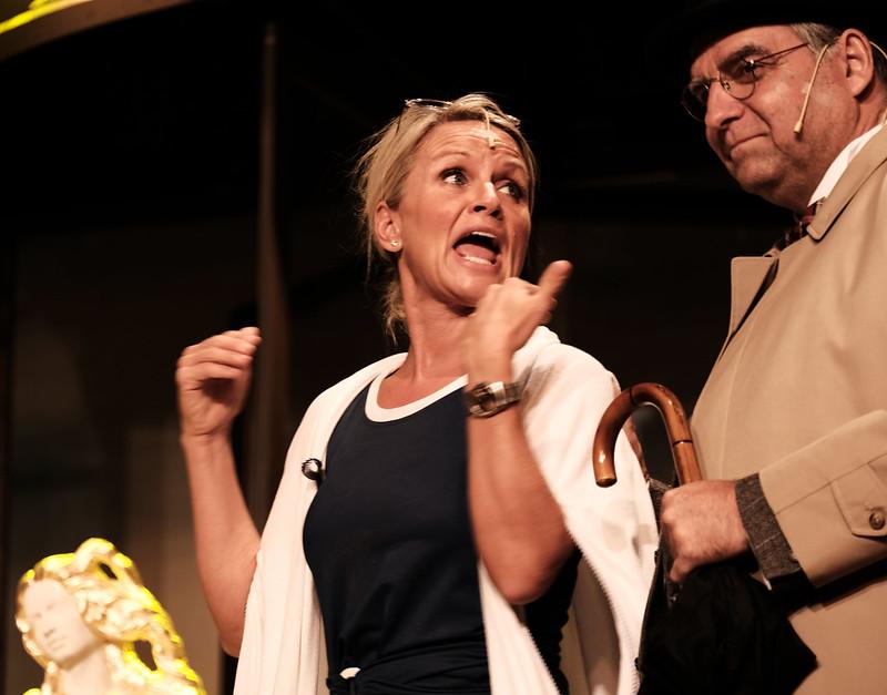 Theateraufführung Freising