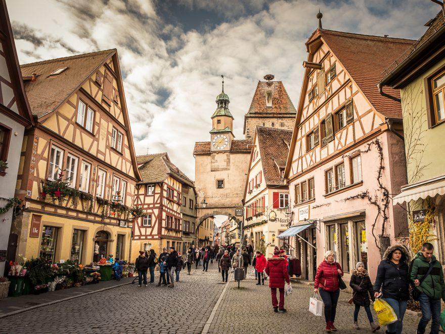 Altstadt Rothenburg ob der Tauber