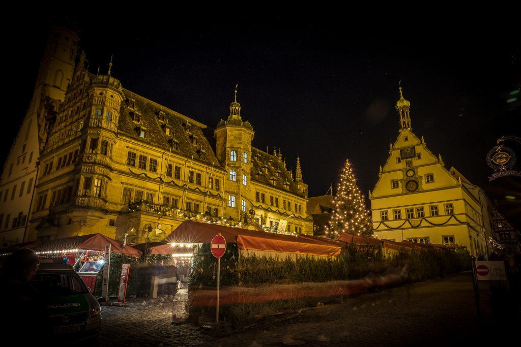 Weihnachtsmarkt / Reiterlesmarkt