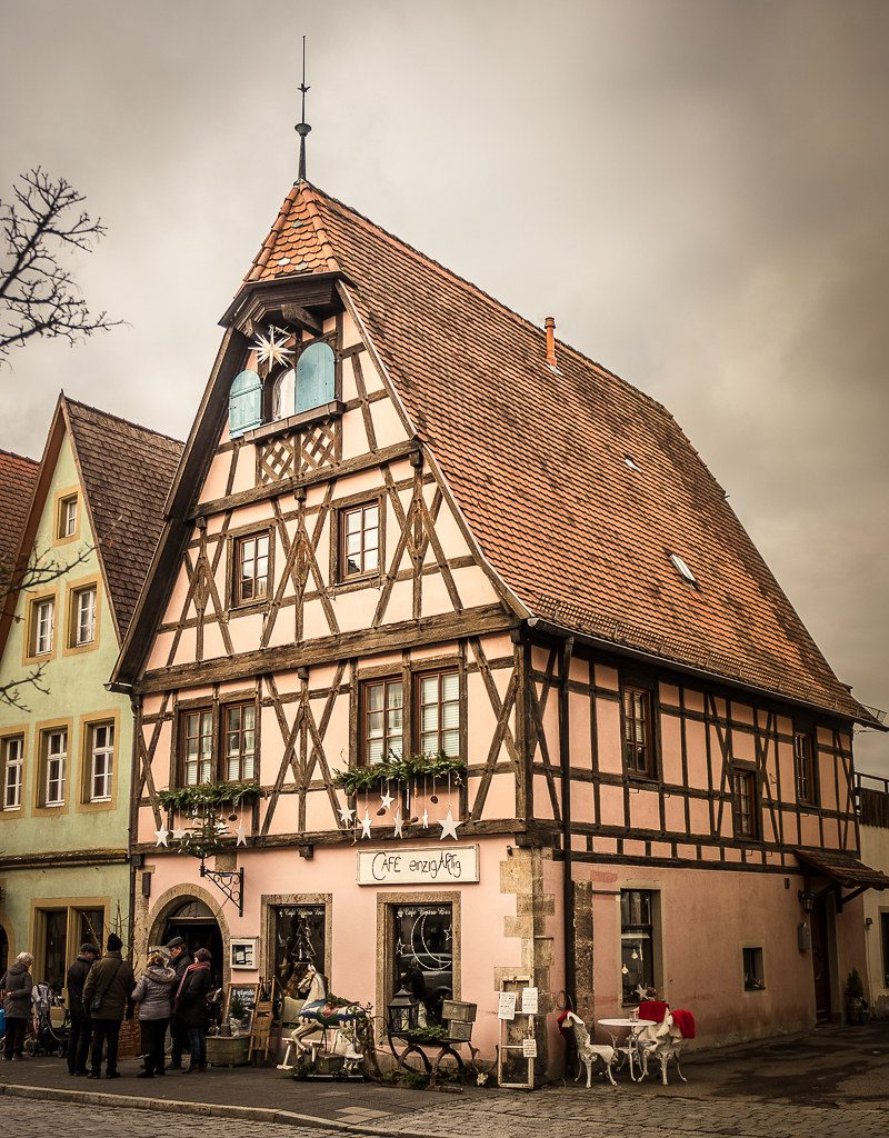 Café Einzigartig Rothenburg ob der Tauber