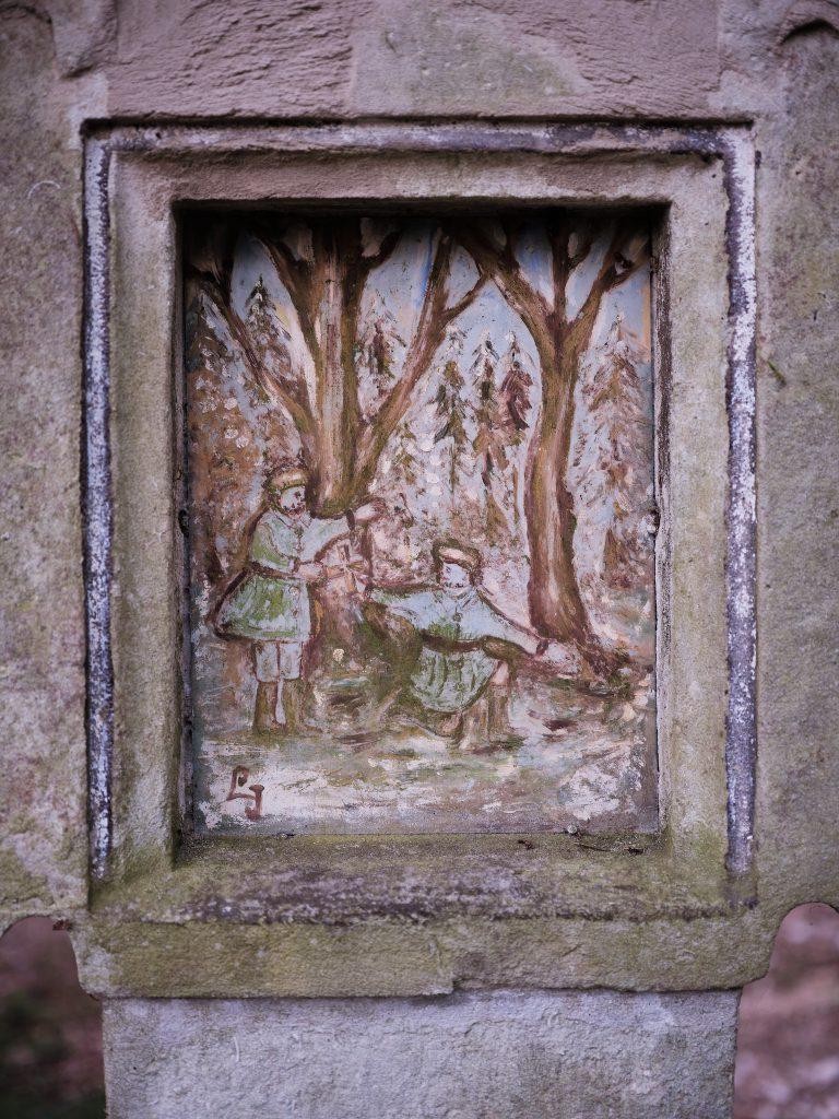 Das Heilige Kreuz im Wippenhauser Forst