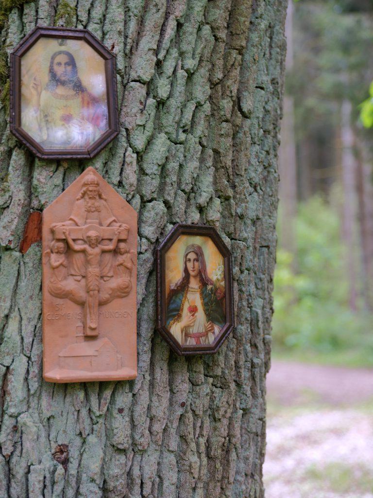 Wallfahrtsgaben Heiliges Kreuz Wippenhausen