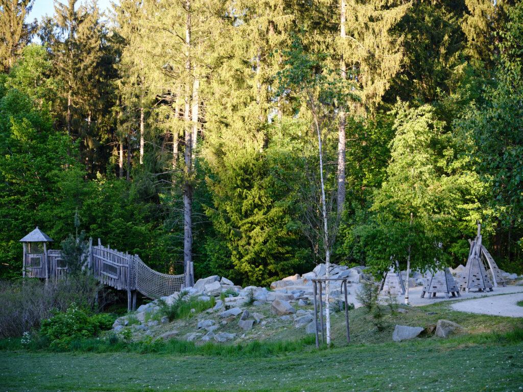 Spielplatz am Weltwald