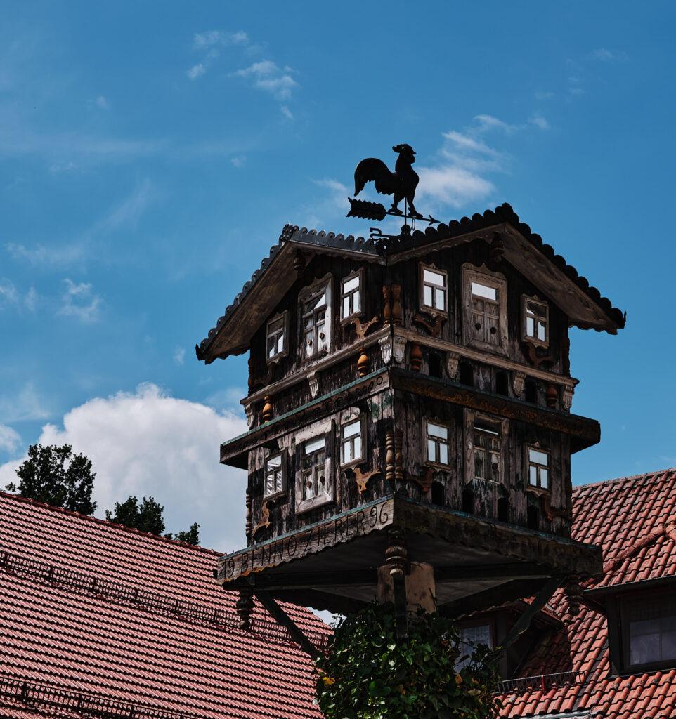 Taubenschlag Kleinbachern
