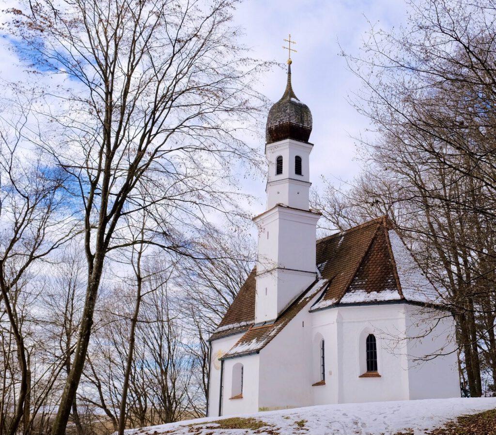 St. Pankratiuskirche in Hirschbach